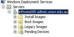 Windows Server 2008 – Deployment using Windows Deployment