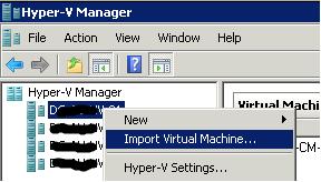 how to delete orphaned vm harddisk hyper-v