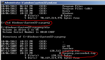 Using imagex exe, Sysprep and WinPE to clone a Windows 7 PC – Marc Kean