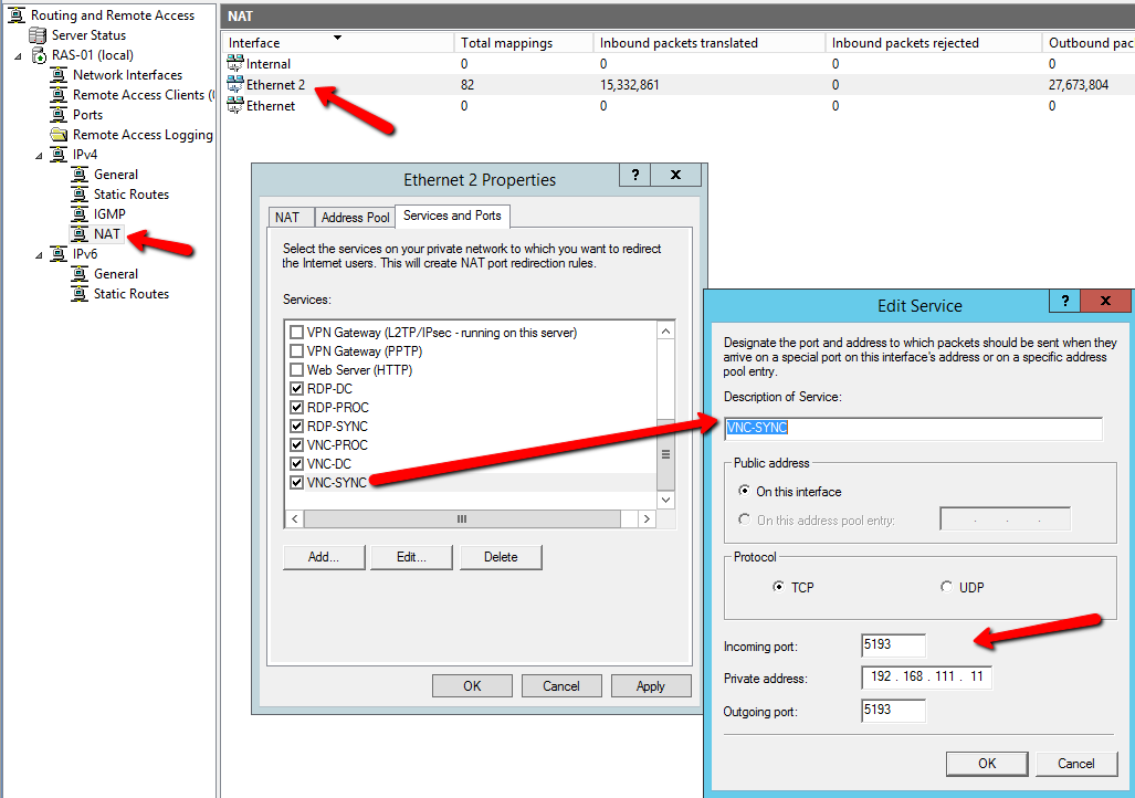 Azure VPN with Windows Server 2012 R2 – Routing & Remote Access